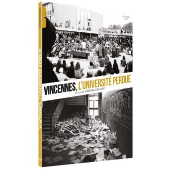 Vincennes L'université perdue DVD