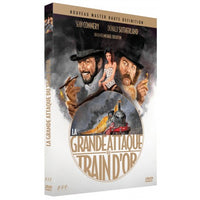 LA GRANDE ATTAQUE DU TRAIN D'OR  DVD