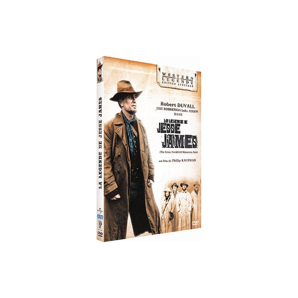 La Légende de Jesse James DVD