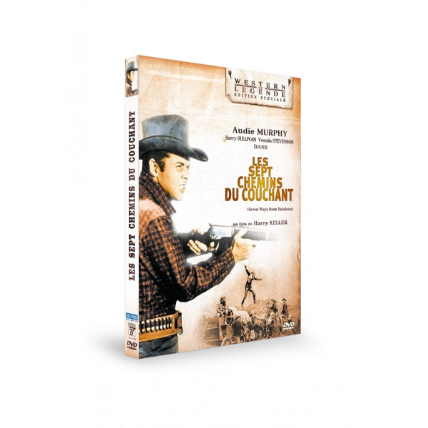 Les Sept chemins du couchant DVD