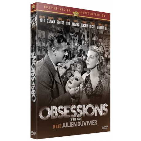 Obsessions DVD