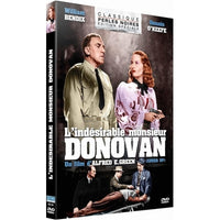 Cover up - L'Indésirable Monsieur Donovan  DVD