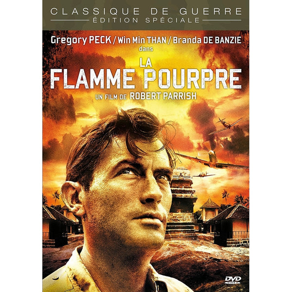 La Flamme pourpre  DVD
