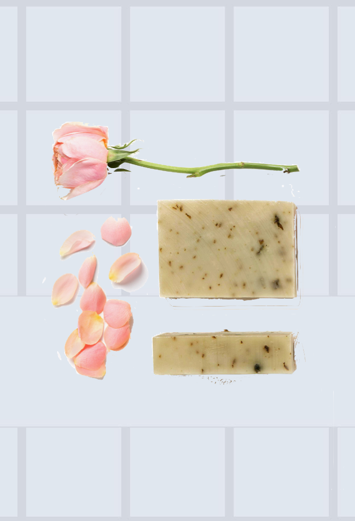 Silky Soap - Rose & Shea