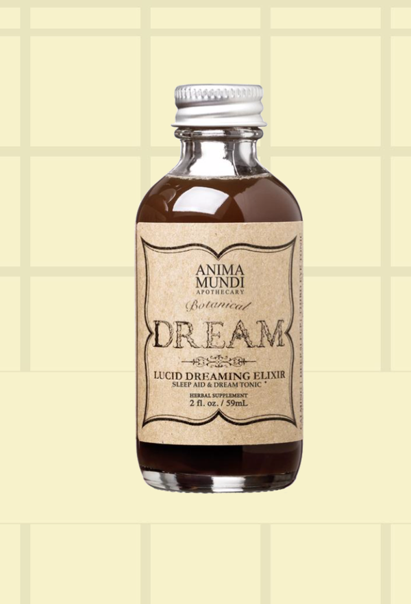 Dream Elixir Lucid Dreaming - Insomnia Antidote - Calming + Tranquilizing