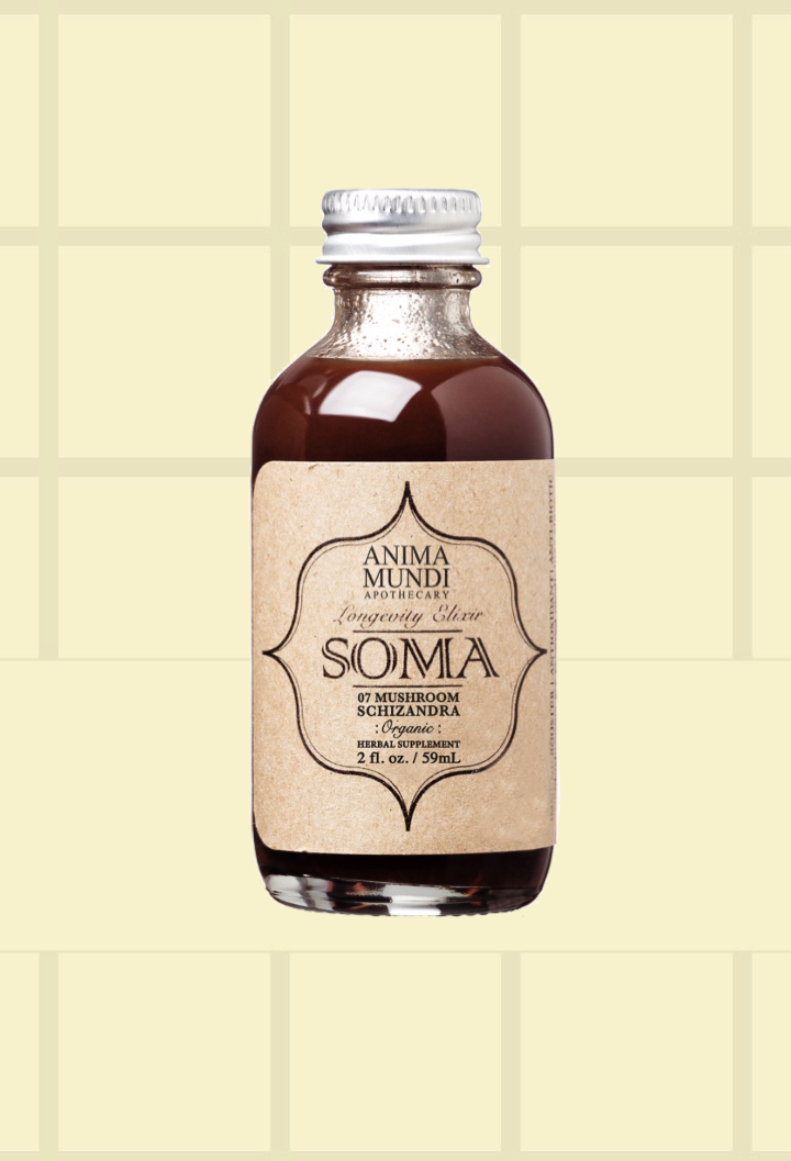 Soma Elixir : 7 Mushrooms + Vitamin C - Essential Immunity