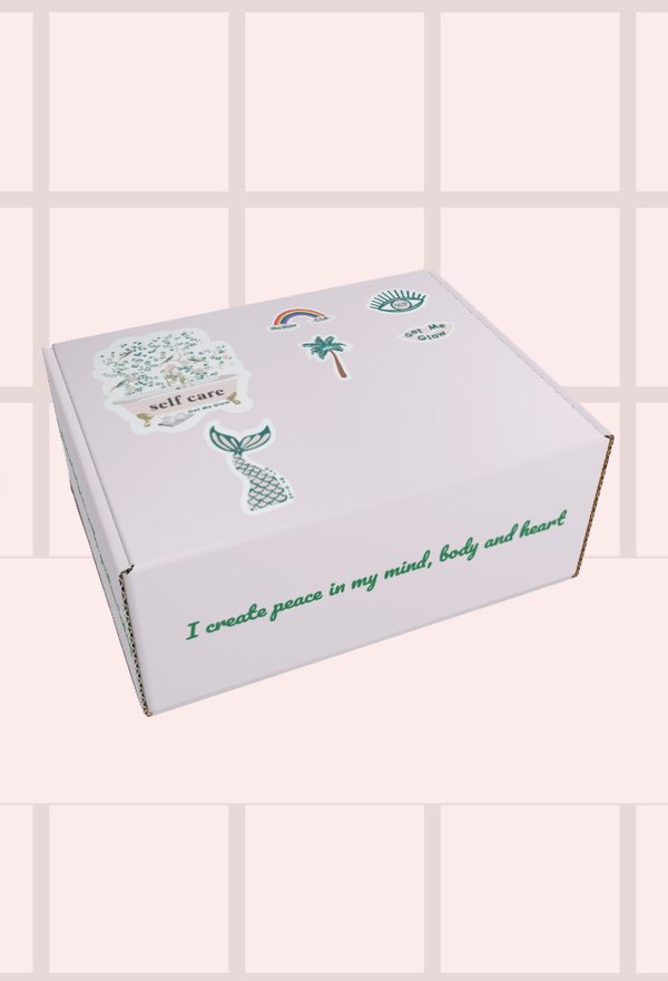 Gifting Box - Dehydrated & Combination Skin