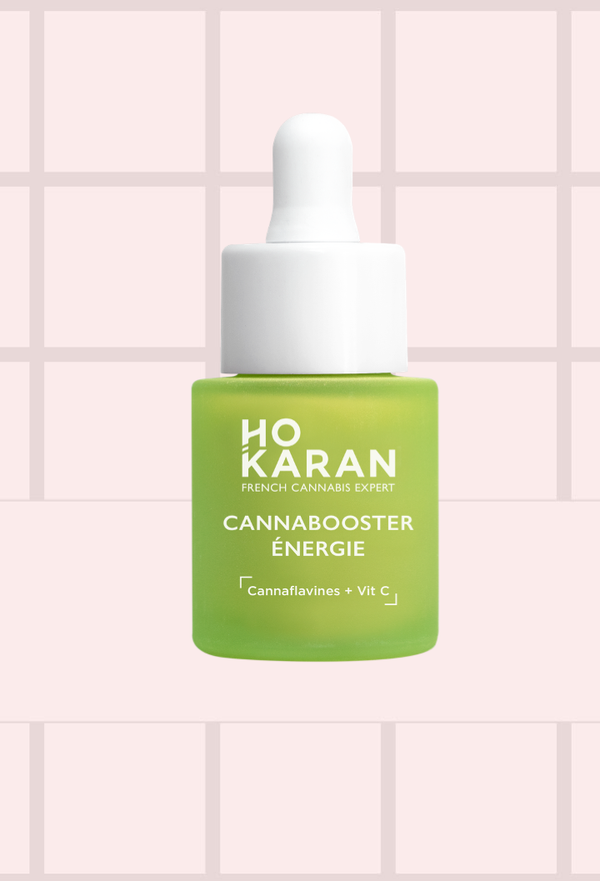Energizing Serum - Cannabooster Énergie