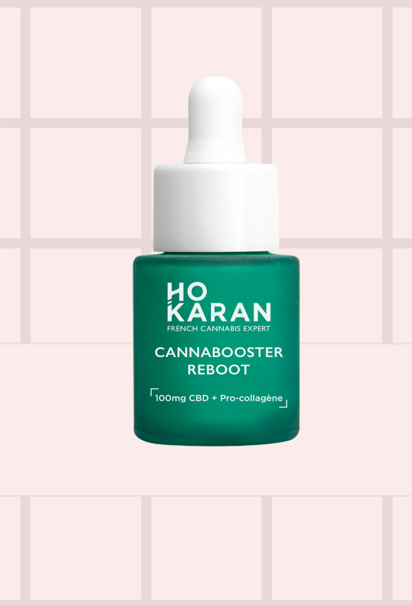 Regenerating Serum - Cannabooster Reboot