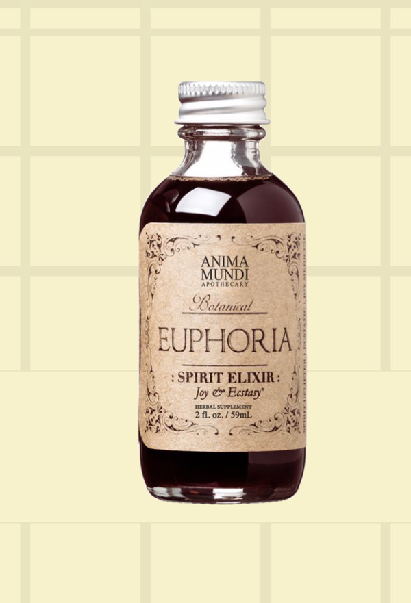 Euphoria Elixir - Joy Elixir- Aphrodisiac + Love - Heart + Circulation