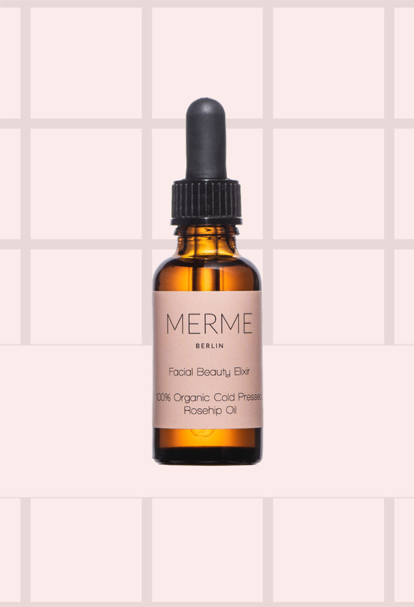 Facial Beauty Elixir - Rosehip Oil