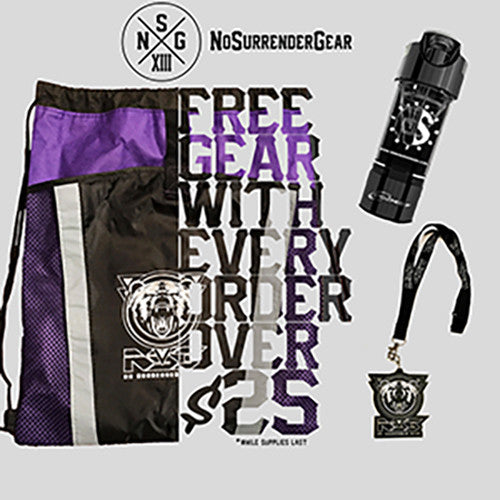 FREE GEAR!! All orders over $25