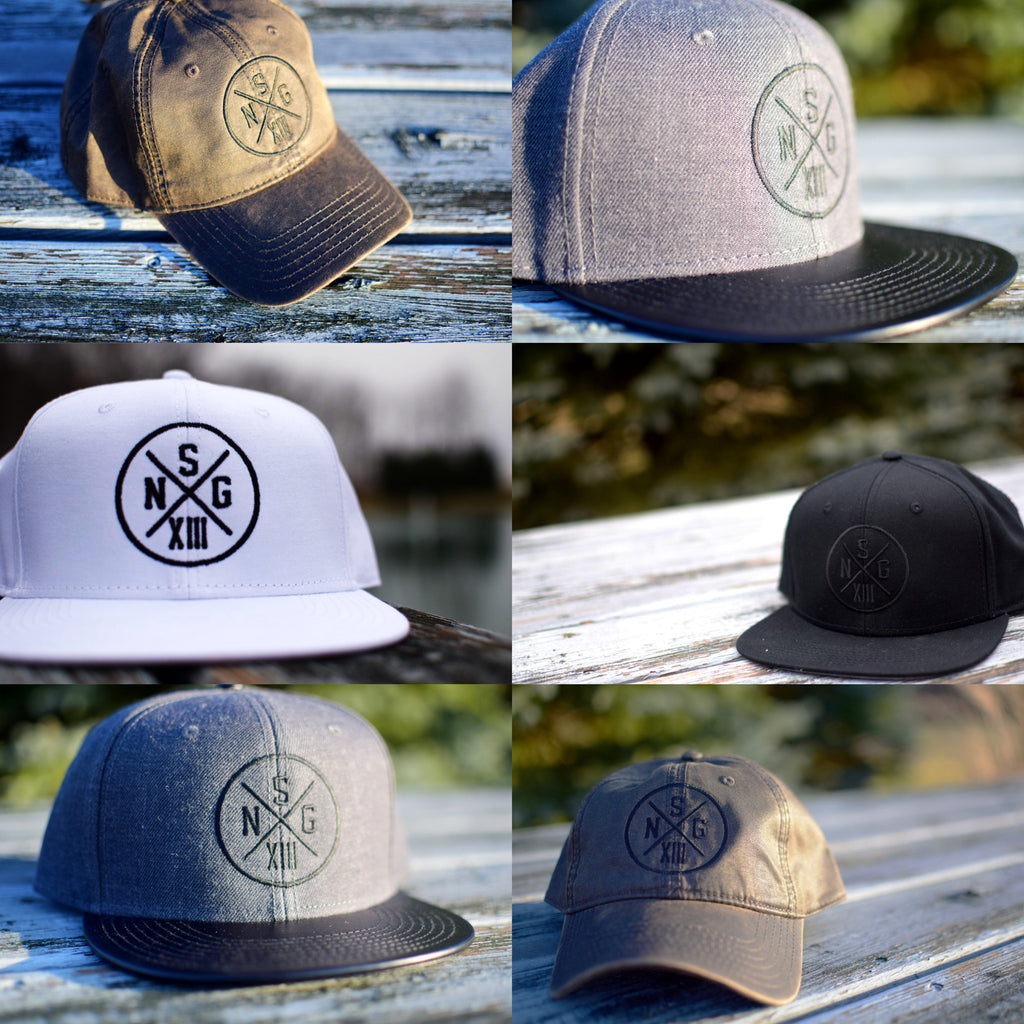 NSG Hats .... On Sale February 1st!