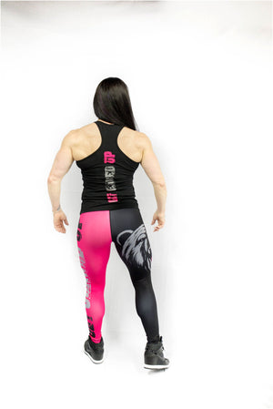 Get Geared Up Ladies Tights - NS No Surrender  - 3