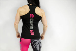 Get Geared Up Women's Fitness Tank - NS No Surrender  - 3