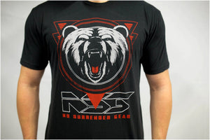 Bear Logo Crew - NS No Surrender  - 1