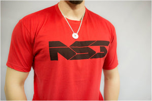 Get Geared Up Red Crew - NS No Surrender  - 1