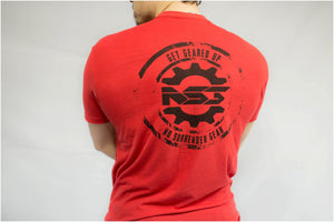 Get Geared Up Red Crew - NS No Surrender  - 2