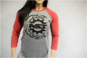 Get Geared Up Baseball Tee - NS No Surrender  - 4