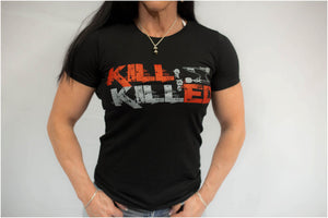 KillorbeKilled Ladies Crew - NS No Surrender  - 1