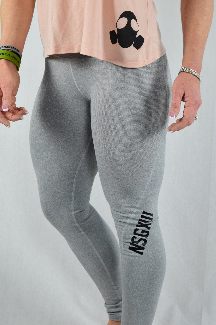 NSG Performance Tights | Gray