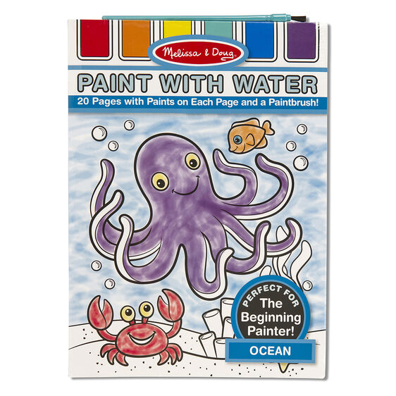 Paint with Water - Ocean