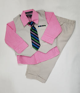 4pc suit size 12m