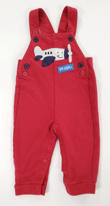 Airplane Overalls size 6m