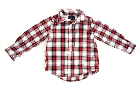 Collared Button Up size 2t