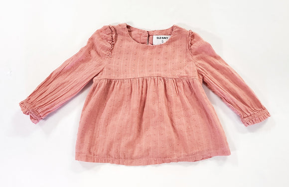 Blush Pink Tunic size 2