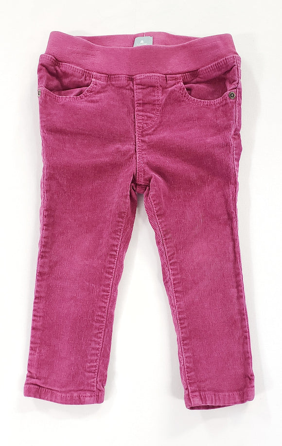 Purple Corduroy Pants size 18-24m
