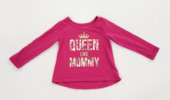 Queen like Mommy size 18-24m