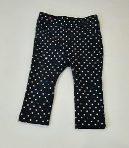 Jeggings size 6 to 12 months