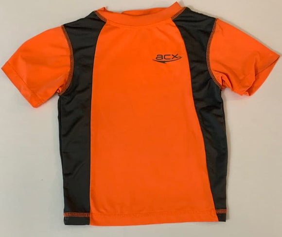 AcX orange shirt size 4