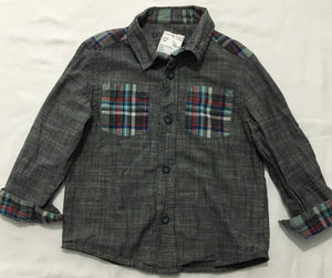 Plaid pocket size 5