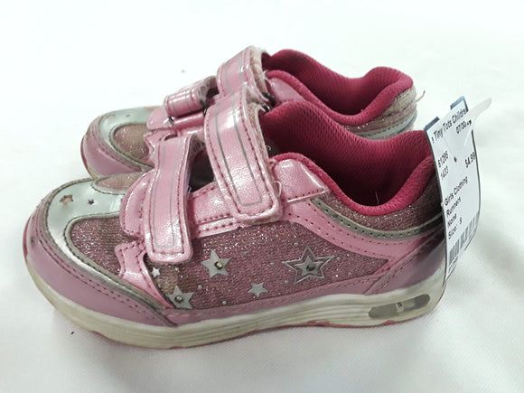 Light-up Shoes size 9