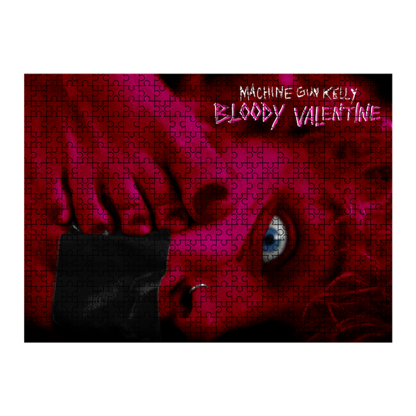 Bloody Valentine Puzzle + Tickets to My Downfall Digital Album  (Pre Order)