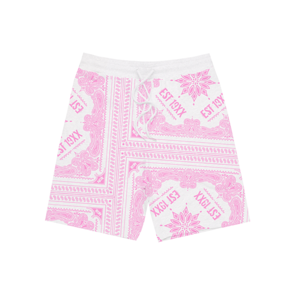 *SOLD OUT* Pink Paisley Custom Shorts + Tickets To My Downfall Digital Album (Pre Order)