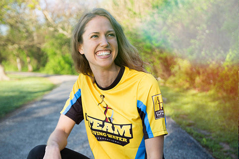 Team Living Water Running Jersey