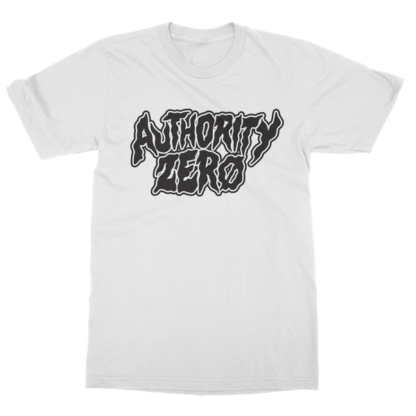 Authority Zero - Argentina Logo Short-Sleeve Unisex White T-Shirt