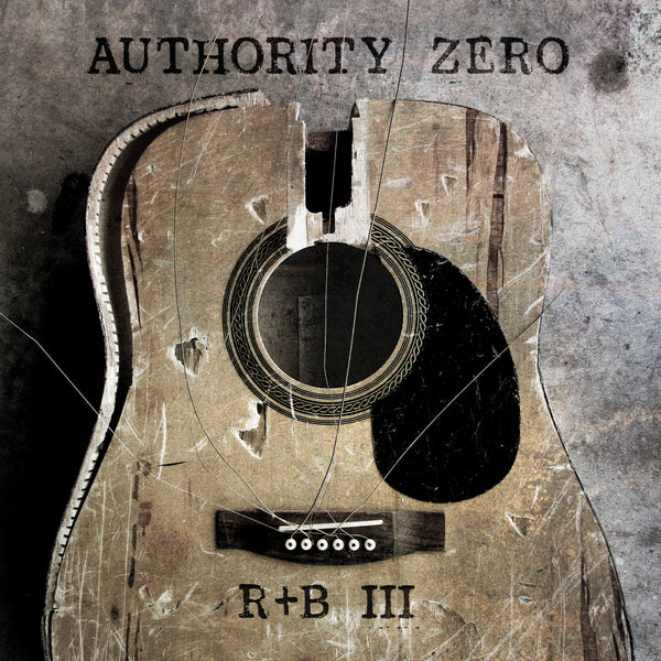 Authority Zero - Rhythm And Booze 3 CD