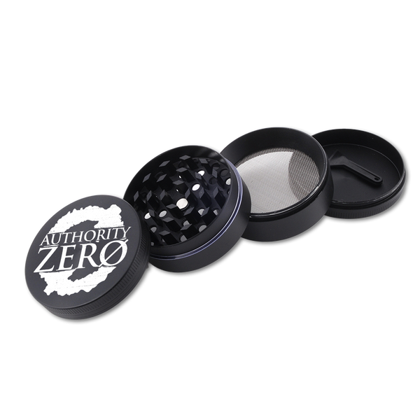 Authority Zero - 4 Piece 63mm Metal Grinder