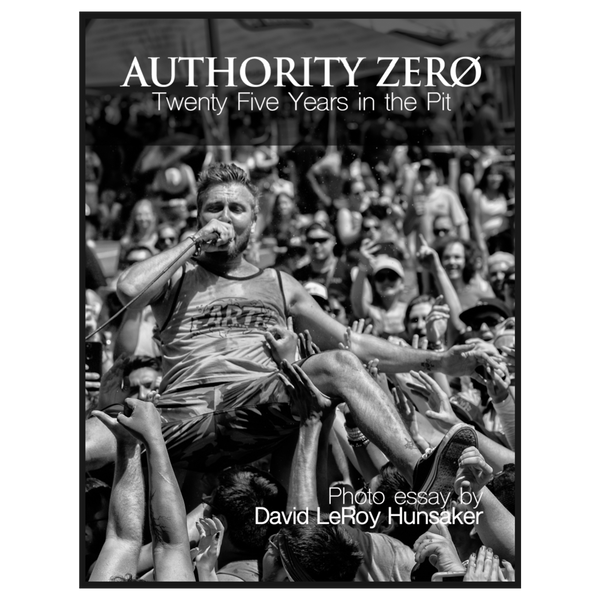Authority Zero - Twenty Five Years In The Pit