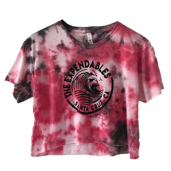 Distressed Kat - The Expendables Womens ExpendaClaw Crop (Large)
