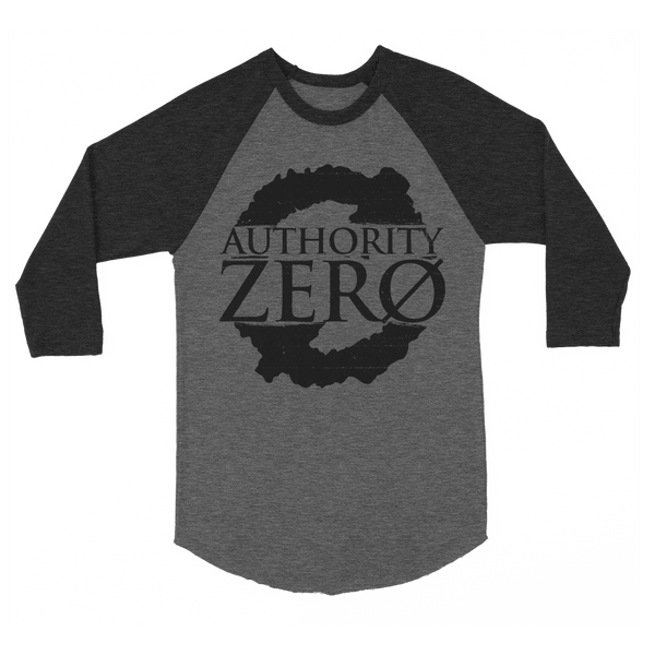 Authority Zero - Heather Baseball Tee
