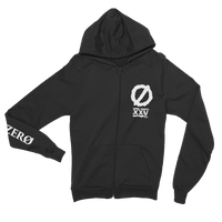 Authority Zero - 25 Year Anniversary Zip-up Hoodie