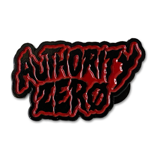 Authority Zero - Argentina Logo Enamel Pin