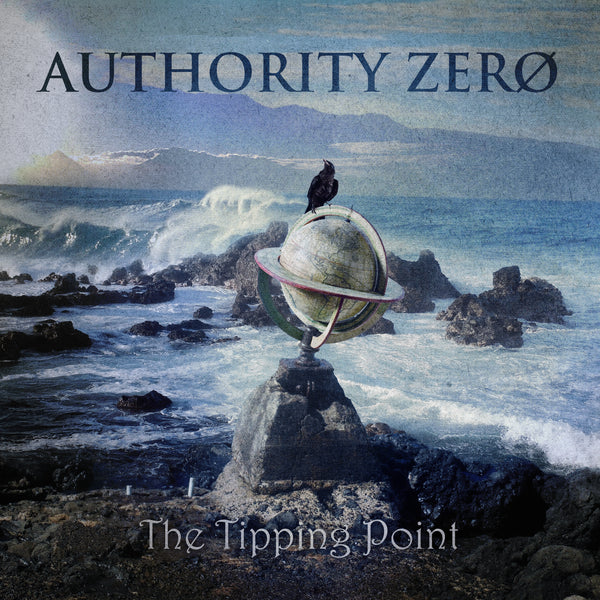 Authority Zero - The Tipping Point CD