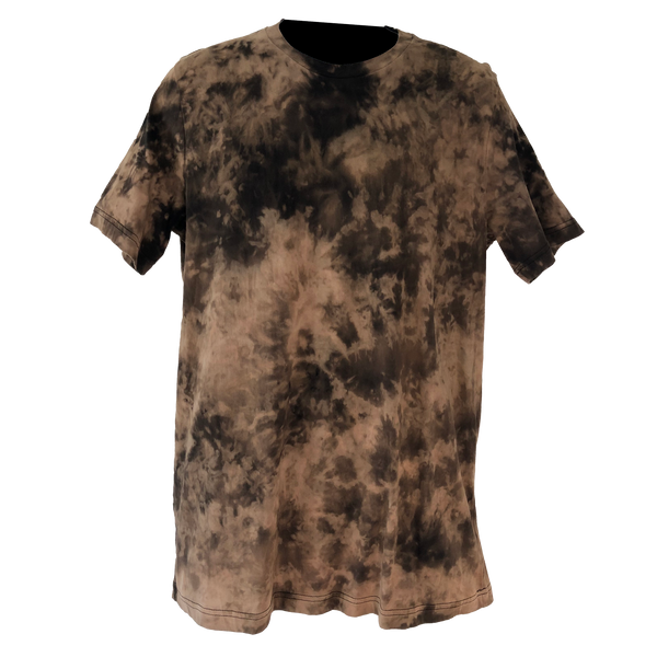 Distressed Kat - Unisex Faded Bleach Dye