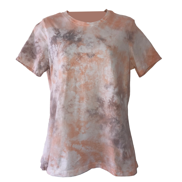 Distressed Kat - Unisex Pastel Stormy Peach